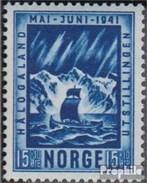 Norvège 231 (complète.Edition.) Oblitéré 1941 Halogaland-Exposition - Gebraucht