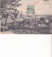 FIRMI - Près De Decazeville - L'Eglise Et La Chateau - Firmi