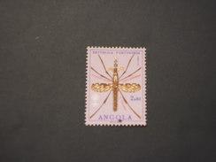 ANGOLA - 1962 MALARIA/INSETTO - NUOVI(++) - Angola