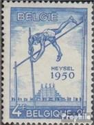 Belgique 870 Oblitéré 1950 Sports - Belgien