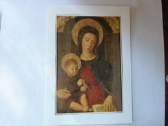 Vierge à L'enfant - Six Fours - Var - Images Religieuses