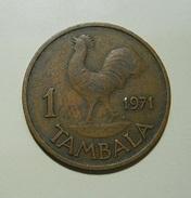 Malawi 1 Tambala 1971 - Malawi