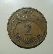 Malawi 2 Tambala 1971 - Malawi