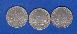 Fr  1908+09+1910 - France