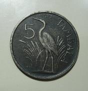 Malawi 5 Tambala 1971 - Malawi