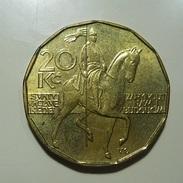 Czech Republic 20 Korun 1993 - Czech Republic