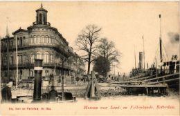 CPA ROTTERDAM Museum Voor Land- En Volkenkunde NETHERLANDS (602485) - Rotterdam