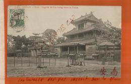 CAP ANNAM -HUE  Pagode De Gia-long Dans Le Palais    Nov 2017 1055 - Viêt-Nam