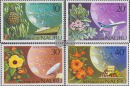 Nauru 139-142 (complete Issue) Unmounted Mint / Never Hinged 1976 Südpazifisches Forum - Nauru