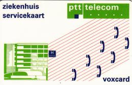 Hospitel Card Rare - Pays-Bas