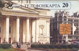TARJETA TELEFONICA DE RUSIA (744). - Rusia
