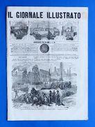 Il Giornale Illustrato - Duren - Maria De Solms-Rattazzi - Anno IV  N° 44 - 1867 - Unclassified