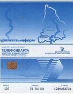 TARJETA TELEFONICA DE RUSIA (747). - Rusia