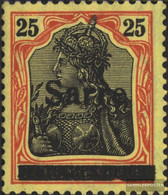 Saar 9b I Tested With Hinge 1920 Germania - 1920-35 League Of Nations
