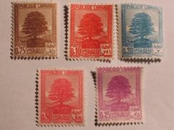 LIBAN  1937-40  Lot # 4 - Liban