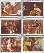 Panama 1087-1092 (complète.Edition.) Neuf Avec Gomme Originale 1968 Musicale Représentation Sur Gemäld - Panama