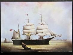 Postcard-Croatia,Dubrovnik,reproduction At The Maritime Museum JAZU 71.A - Sailing Vessels