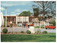 (PF 505) New Zealand - Christchurch Trans Holiday Motel - Nuova Zelanda