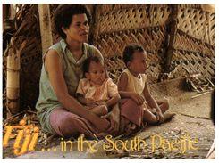 (PF 505) Fiji - Mother And Child - Fidji