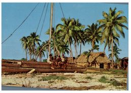 (PF 505) Fiji - Koro Village - Fidji