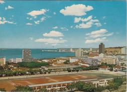POSTCARD AFRICA - ANGOLA -  LUANDA To LISBOA  PORTUGAL - Angola
