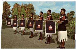 (PF 695) Fiji - Police Band (2 Cards) - Fidji