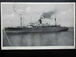 Postcard-America,Castelbianco Steamer (1951.), 94.A - Dampfer