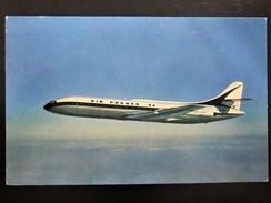 Postcard-Air France,Caravelle 111.A - 1946-....: Moderne
