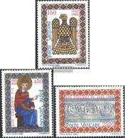 Vatikanstadt 873-875 (complete Issue) Unmounted Mint / Never Hinged 1985 Gregor VII. - Vatican