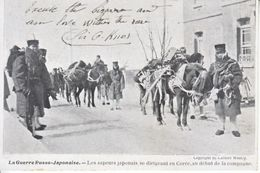 RUSSO-JAPANESE WAR  IN  KOREA  1910  (o) - Korea (...-1945)