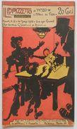 Il Pupazzetto - Rivista Mensile Illustrata Di Yambo - Anno V - N°6 - 1907 - Libri, Riviste, Fumetti
