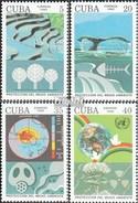 Cuba 3554-3557 (complète.Edition.) Neuf Avec Gomme Originale 1992 La Protection De L'environnement - Cuba