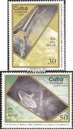 Cuba 3474-3475 (complète.Edition.) Neuf Avec Gomme Originale 1991 Jour Le Timbre - Cuba