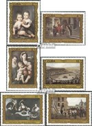 Cuba 3063-3068 (complète.Edition.) Neuf Avec Gomme Originale 1986 Peintures - Kuba