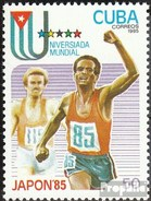 Cuba 2961 (complète.Edition.) Neuf Avec Gomme Originale 1985 Universiade - Cuba