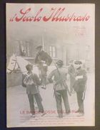 Rivista - Il Secolo Illustrato - Anno VIII - N° 8 - Bande Rosse Ruhr - 1920 - Livres, BD, Revues