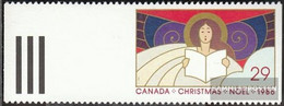 Canada 1013A (complete Issue) Unmounted Mint / Never Hinged 1986 Christmas - 1952-.... Reign Of Elizabeth II