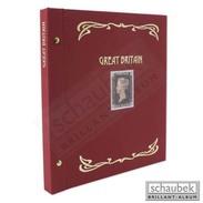Schaubek Ds0023 Cloth Screw Post Binder, Reprint Edition Great Britain - Stockbooks