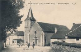 G147 - 18 - NEUILLY-EN-SANCERRE - Cher - Place De L'Église - France