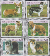 Afghanistan 1856-1861 (complete Issue) Unmounted Mint / Never Hinged 1999 Dogs - Afghanistan
