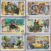 Afghanistan 1791-1796 (complete Issue) Unmounted Mint / Never Hinged 1998 Old Automobile - Afghanistan