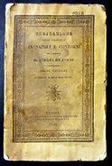 Storia Locale - A. De Jorio - Indicazione Napoli E Contorni - Ed. 1835 - Livres, BD, Revues