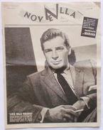 Rivista Cinema Novella - R.Basehart - D.Kaye -Vera-Ellen - N° 4 - 1955 - Libri, Riviste, Fumetti