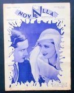 Rivista Cinema Novella - Lilian Harvey In Copertina - N° 14 - 1931 - Libri, Riviste, Fumetti