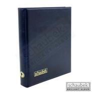 Schaubek Rb2073 Ring Binder Genius Blue - Stockbooks