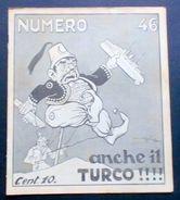 Rivista Satirica Illustrata - Numero - N° 46 - Novembre 1914 - Carlin, Golia - Livres, BD, Revues