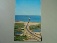ETATS-UNIS VA VIRGINIA NORFOLK CHESAPEAKE BAY BRIDGE TUNNEL - Norfolk
