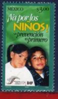 Ref. MX-2248 MEXICO 2001 HEALTH, CHILDREN'S PROTECTION, MI# 2946 - MINT MNH 1V Sc# 2248 - Santé