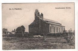 Nr.  9917,  Feldpost,  Flandern, Belgien - Guerre 1914-18