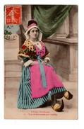 09 - CASTILLON . TYPE DE BETHMALAISE . Folklore - Réf. N°5983 - - France